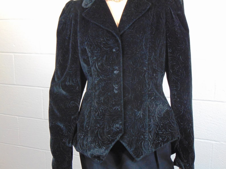 Derbies Christmas Dinner Out West Fashion Equestrian Wear Rodeos Wah-Maker Made In USA Blazer For Western Dance Horse Shows Holidays