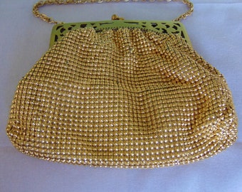 Whiting Davis Purse For Holidays, Derbies, Weddings, Cruises, Rodeos, Western Dances, Gallery Shows, Musicals, Chairty Balls, Dinners & More