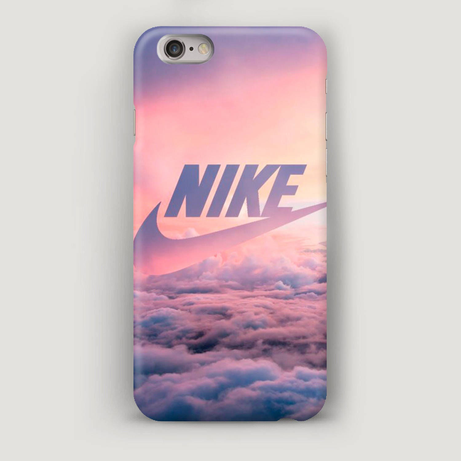 new style 2641c 375cd Clouds iPhone 7 Case, Pink iPhone 6 Plus Case, iPhone 5S Case, Cute iPhone  Cover, Apple Case, Nike iPhone 6 Case, Nike Phone Case, 6S Case