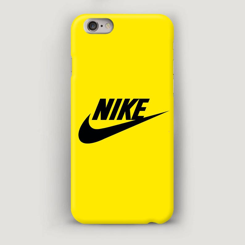 yellow iphone 7 phone case