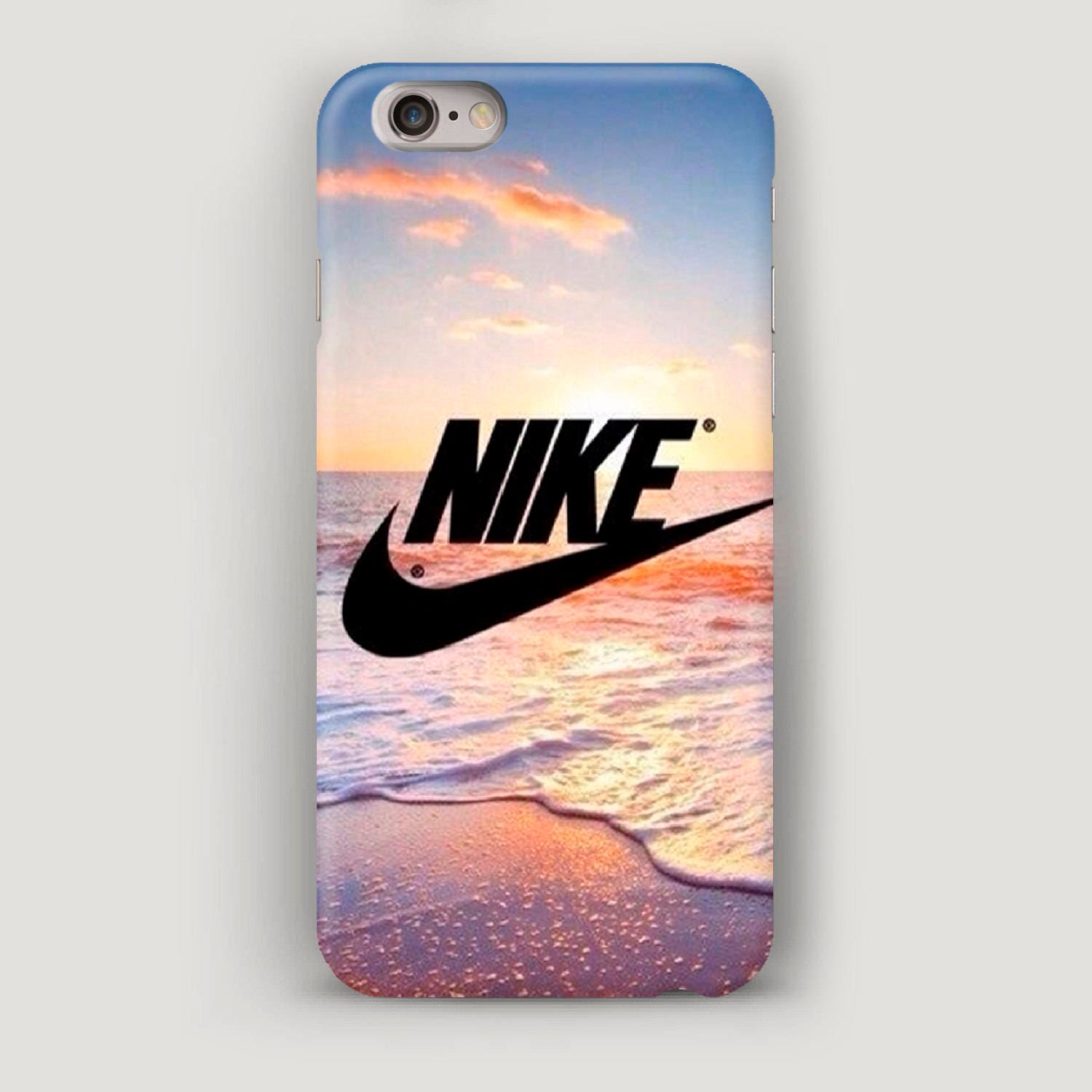 finest selection b8e7d 52427 Beach iPhone 7 Case, Nike iPhone 6 Plus Case, Summer iPhone 5S Case, Galaxy  S7 Case, Nike Phone Case, iPhone Cover, Nike Samsung Case