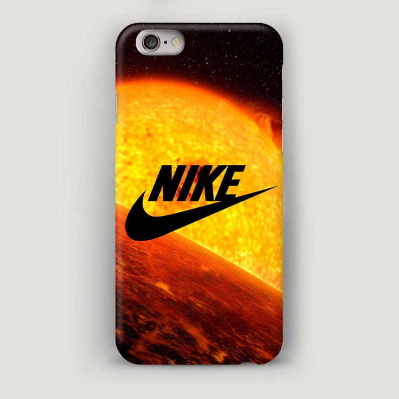 detailing edd8a 4cfb4 Sun iPhone 7 Case, Space iPhone 6 Plus Case, iPhone SE Case, iPhone X Case,  iPhone 6 Cover, Astronomy Gift, Nike iPhone 6S Case, Nike Case