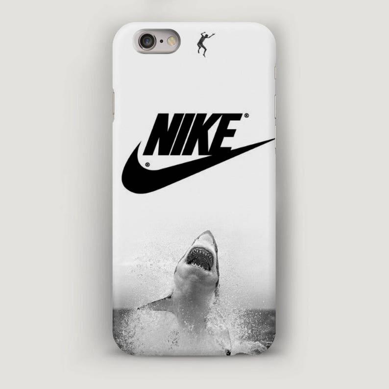 promo code 8bac9 7f1b3 Shark iPhone 7 Case, Ocean iPhone 6S Case, Extreme iPhone 8 Case, Funny  Phone Case, Nike Case, Nike iPhone 6 Plus Case, iPhone X Cover