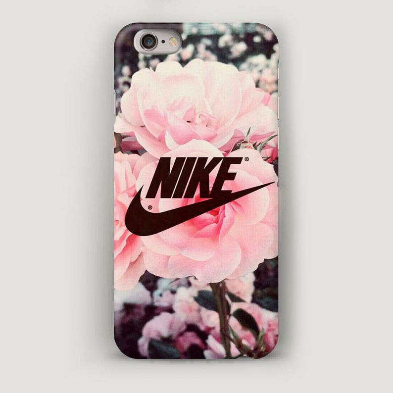 Nike iPhone 7 Case Floral iPhone 6S Case Sport iPhone 7 Plus  ac170bb78