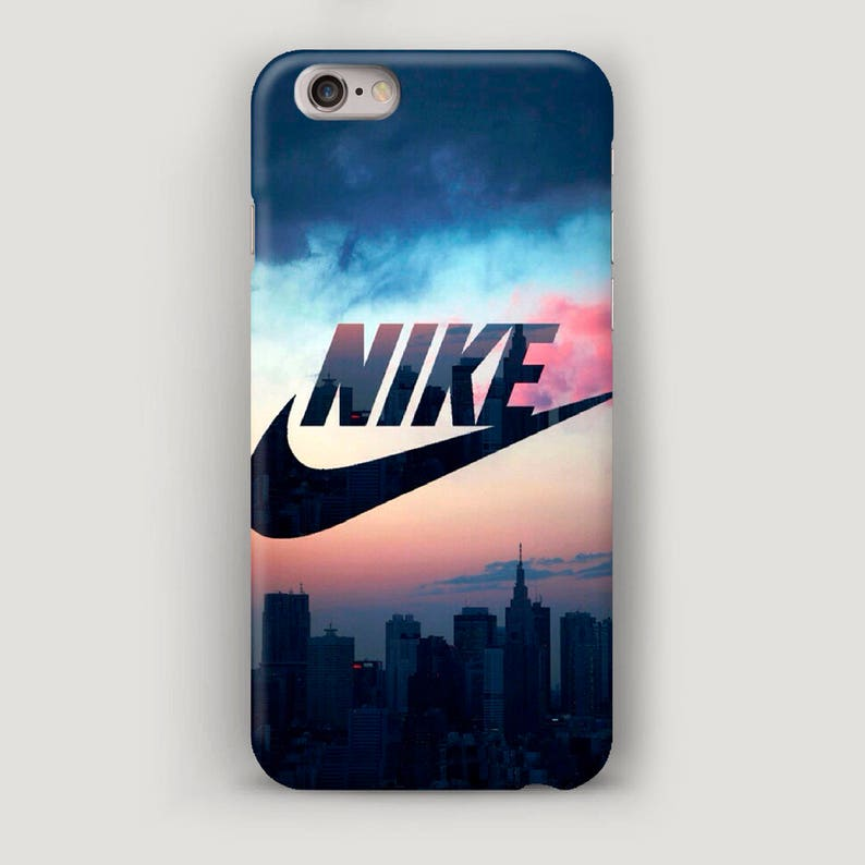 official photos 1b27f 5cf7d City iPhone 6S Case, Nike iPhone 8 Plus Case, iPhone X Case Nike, iPhone 5  Case, Nike Phone Case, iPhone 7 Cover, Urban Case iPhone X