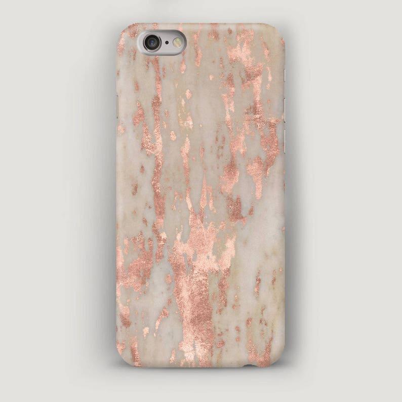 Rose Gold Iphone 6s Case Iphone 7 Plus Case Cute Iphone 6 Etsy