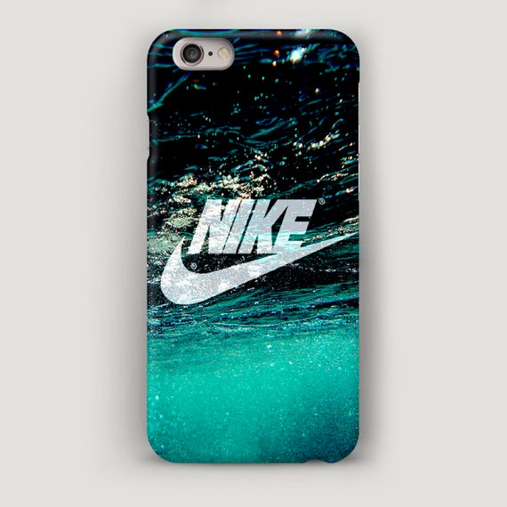 Underwater iPhone 6 Case, Nike iPhone 7 Plus Case, iPhone 6S Plus Case,  iPhone 5 Case, iPhone 4 Case, Nike iPhone Cover, Nike Samsung Case
