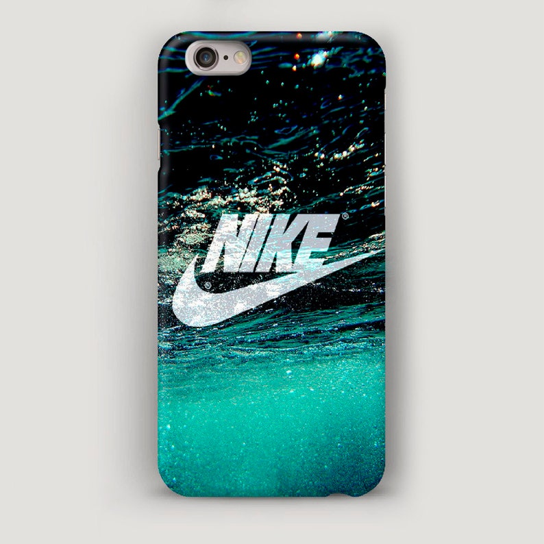 new style f364b 28796 Underwater iPhone 6 Case, Nike iPhone 7 Plus Case, iPhone 6S Plus Case,  iPhone 5 Case, iPhone 4 Case, Nike iPhone Cover, Nike Samsung Case