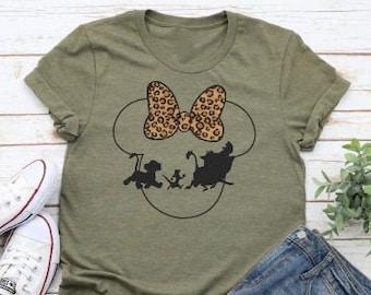 Disney Shirt / Lion King/ Hakuna Matata / Animal Kingdom / Disney Vacation / Disneyworld Shirts / Disneyland Shirts / Mickey Minnie Mouse