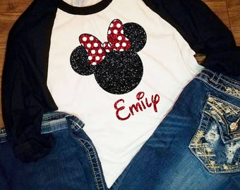 Mickey Mouse Shirt For Women Etsy