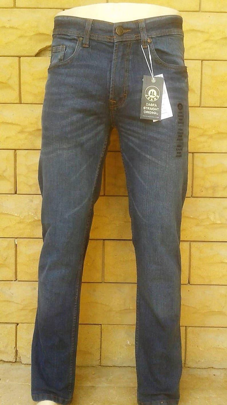 a6141fbe65cd Men s Jeans Straight Original DABRA Dark Blue