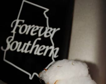 Forever Southern|Georgia|Decal