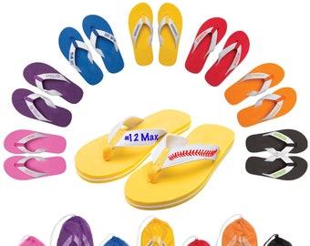 2c07a078c2814b Custom flip flops (soccer