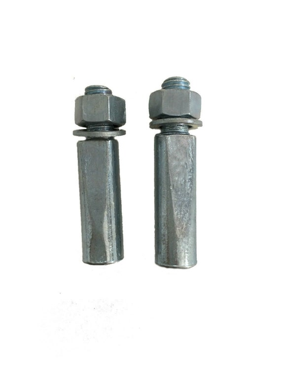 """20 X Bicycle-Bike-Cycle-Standard Cotter Pin 9.5 mm 3//8/"""" Pair of Cotter Pin"""