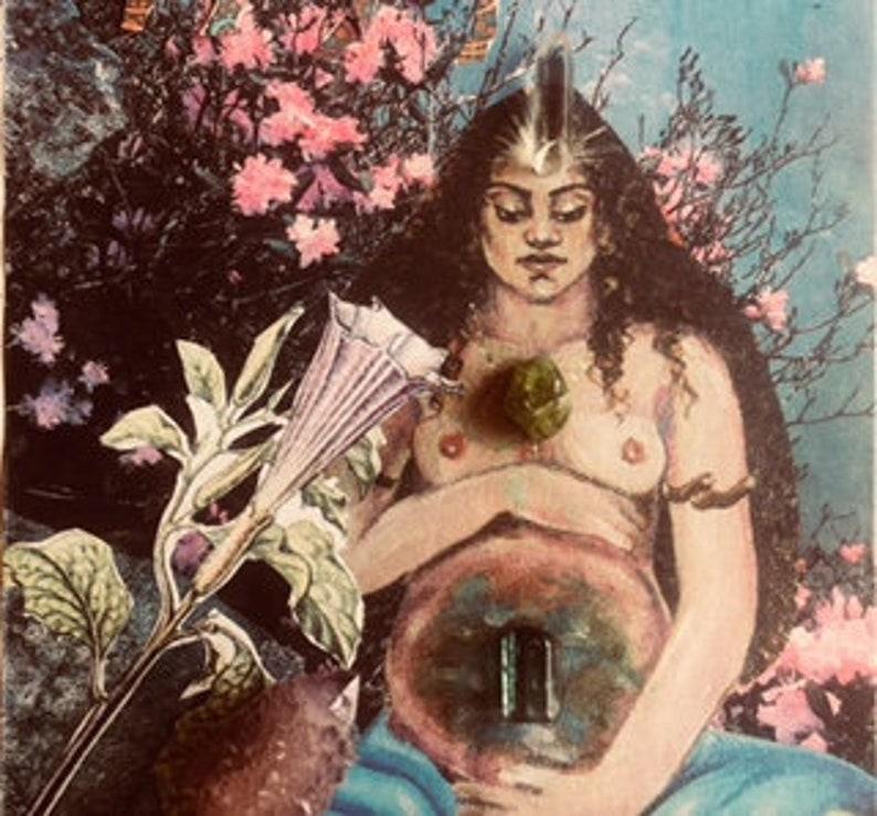Flower Essence  Birth Portal: Welcome image 0