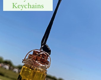 Midas Touch Potion Keychain/Necklace