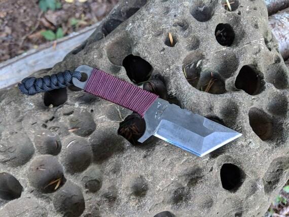 Mini tanto neck knife
