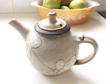 Australian pottery teapot
