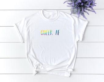 136d7fa5fdab1d Queer AF - LGBTQ T-Shirts - LGBTQ Tees