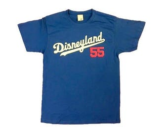 Disneyland Dodgers T-Shirt (Blue) a73ee20f645