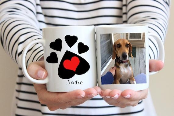Personalized Dog Photo Mug