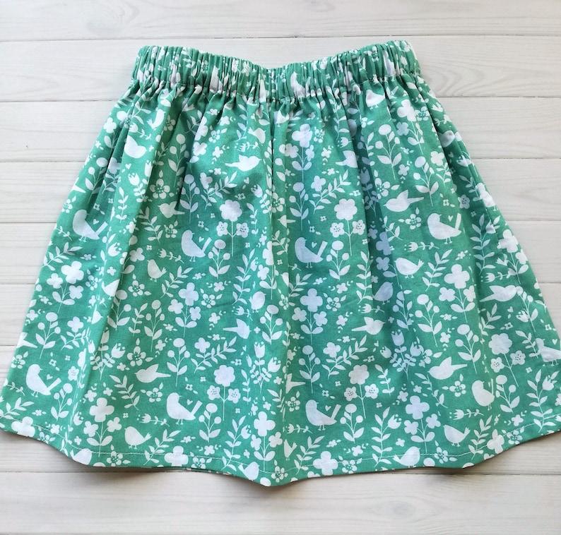 29e07dcb0b80 Short skirt for girl short summer skirts for girls cotton | Etsy