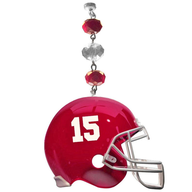 eb086e0559a4 UNIVERSITY of ALABAMA Crimson Tide Helmet Magnetic