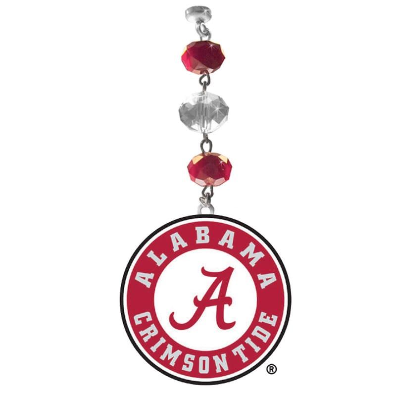 Bama Texas A/&M Aggies Football Basketball Sports Bag Christmas Ornament