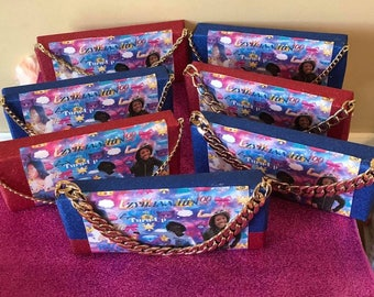 Candy chain purses
