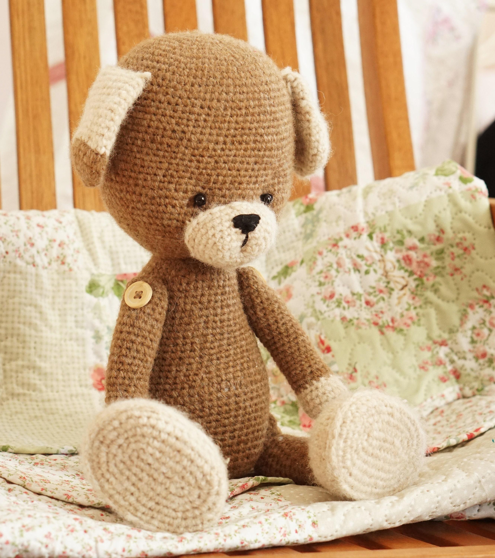 Crochet Amigurumi Puppy Dog PATTERN ONLY, Jack Pup, pdf Stuffed ...   3000x2660