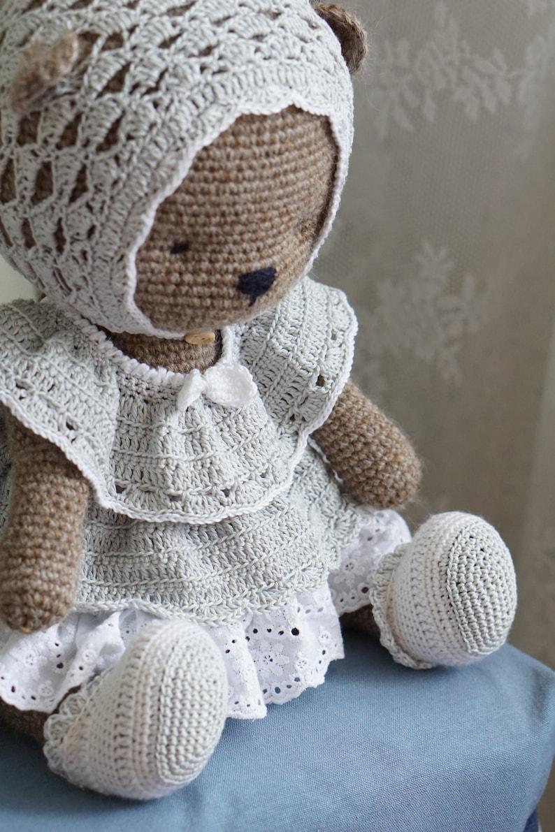 Crochet Teddy Bear Blanket - Repeat Crafter Me   1191x794