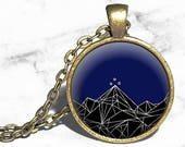 Night Court Necklace, Bracelet, Ring or Keychain