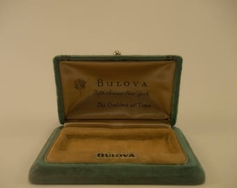 1920's Bulova Goddess of Time watch case