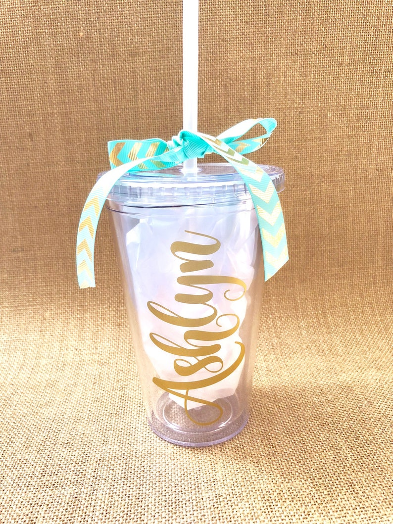 Personalized Tumbler Cups Custom Name Tumbler Tumbler Cup Tumbler With Straw Personalized Tumbler With Straw Individual