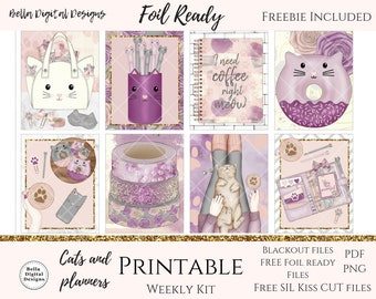photograph about Free Planner Printable Stickers identified as Totally free planner printables Etsy