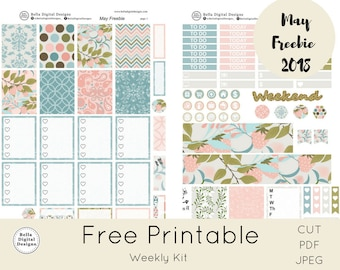 Free Planner Printables Etsy