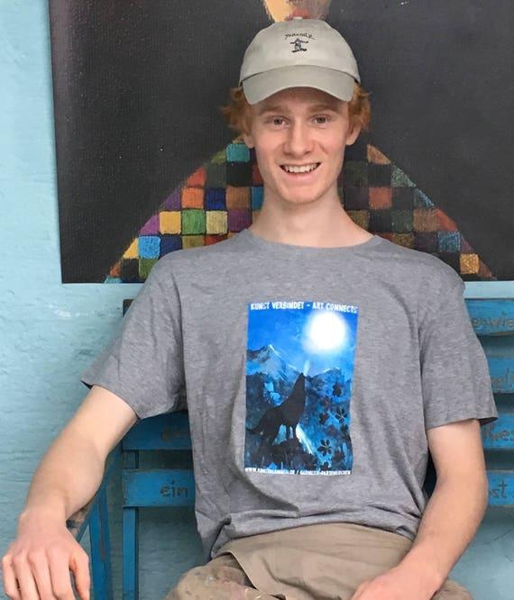 KunstKlamm16 Charity T-Shirt - art connects