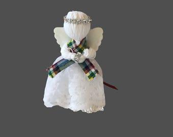 Yukon Tartan String Ornaments