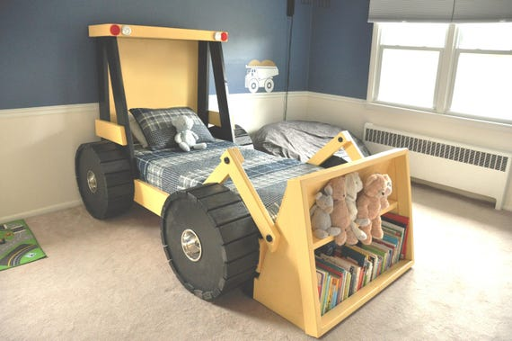 Construction Truck Bed Plans Etsy
