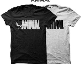 ANIMAL Gym Rabbit T Shirt 7 colors Workout Bodybuilding Fitness Lifting D320