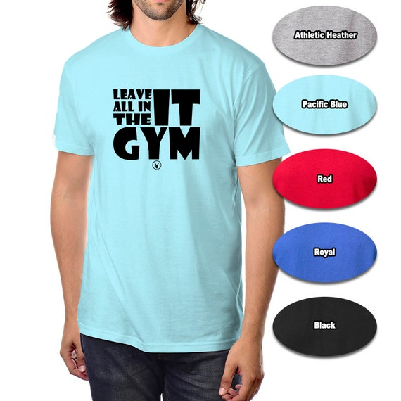 PUMPING IRON Gym Rabbit T-Shirt Workout BodyBuilding WeightLifting Fitness c778