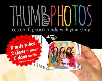Custom FlipBook