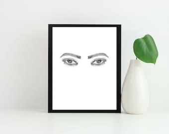 eye art print revlon photoready eye art big eyes art revlon eye art photoready eye art modern art eye art printable eye wall art big eye art