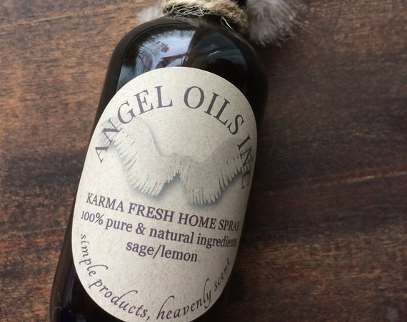 KARMA FRESH home spray-sage/lemon