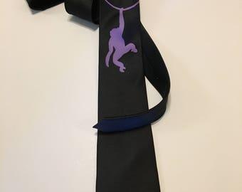 Monkey Necktie, Black