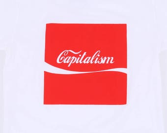 CAPITALISM TEE SHIRT