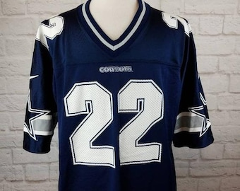 cd7c14d948b New Year SALE 15% Off Vintage 1990's Dallas Cowboys Emmit Smith Football  Jersey By Nike.