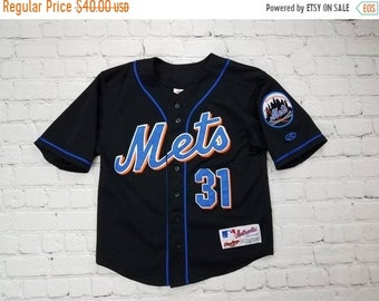 7b6d36514db New Year SALE 15% Off Vintage 1990 s Original Authentic New York Mets Mike  Piazza Jersey By Rawlings.