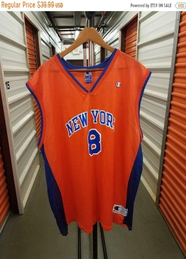 667feda4654 New Year SALE 15% Off Vintage 90's Original NBA New York | Etsy