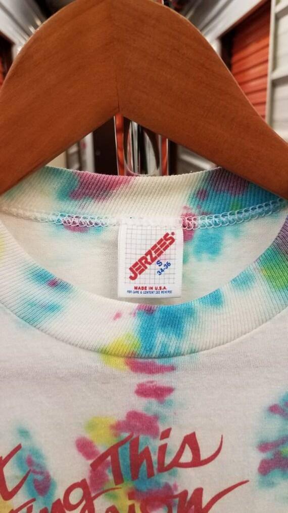 Mythe Conceptions bande T-Shirt dessinée T-Shirt bande de nouvel an vente 15 % Off 1988 RARE Vintage original Robert Asprin Tie-Dye. Petit adulte. 962075